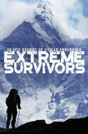 Extreme Survivors av Collins Books og Collins Maps (Heftet)