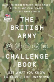 The British Army Challenge Book av Dr Gareth Moore og The British Army (Heftet)