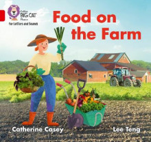 Food on the Farm av Catherine Casey (Heftet)