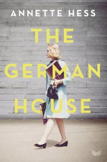 The German House av Annette Hess og Elisabeth Lauffer (Heftet)