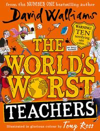 The world's worst teachers av David Walliams (Heftet)