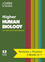 Omslag - Higher Human Biology Complete Revision and Practice