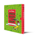 Omslag - Green Eggs and Ham Slipcase Edition