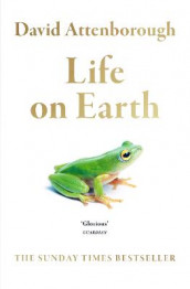 Life on Earth av David Attenborough (Heftet)