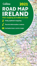 Omslag - Map of Ireland 2021
