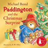 Omslag - Paddington and the Christmas Surprise