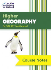 Higher Geography Course Notes (second edition) av Leckie, Fiona Williamson og Sheena Williamson (Heftet)