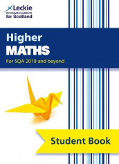 Higher Maths av Claire Anderson, Robin Christie, Leckie, Craig Lowther, Andrew Thompson og Stuart Welsh (Heftet)