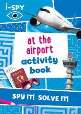 Omslag - i-SPY At the Airport Activity Book