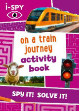Omslag - i-SPY On a Train Journey Activity Book