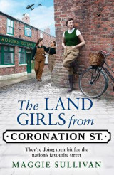 Omslag - The Land Girls from Coronation Street