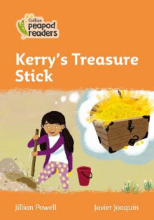 Level 4 - Kerry's Treasure Stick av Jillian Powell (Heftet)