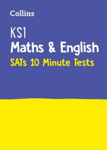 KS1 Maths and English SATs 10-Minute Tests av Collins KS1 (Heftet)