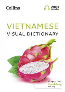 Vietnamese Visual Dictionary av Collins Dictionaries (Heftet)