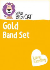 Omslag - Gold Band Set