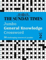 Omslag - The Sunday Times Jumbo General Knowledge Crossword Book 2