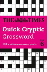 Omslag - The Times Quick Cryptic Crossword Book 6