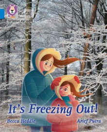It's freezing out! av Becca Heddle (Heftet)