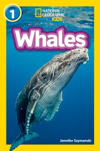 Whales av Jennifer Szymanski og National Geographic Kids (Heftet)