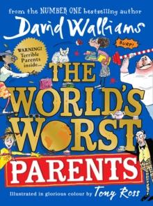 The world's worst parents av David Walliams (Heftet)