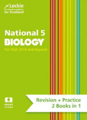 National 5 Biology av John Di Mambro, Billy Dickson, Leckie og Graham Moffat (Heftet)