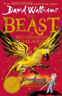 The beast of Buckingham Palace av David Walliams (Heftet)