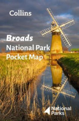 Omslag - Broads National Park Pocket Map