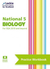 National 5 Biology av John Di Mambro, Billy Dickson, Leckie, Graham Moffat og Stuart White (Heftet)