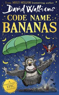 Code Name Bananas av David Walliams (Heftet)