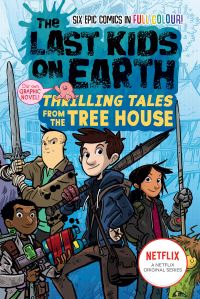 The Last Kids on Earth: Thrilling Tales from the Tree House av Max Brallier (Heftet)
