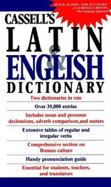 Cassell's Latin and English Dictionary av D.P. Simpson (Heftet)