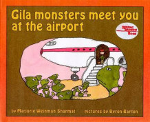 Gila Monsters Meet You at the Airport av Marjorie Weinman Sharmat (Heftet)