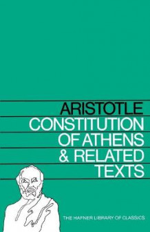 Constitution of Athens and Related Texts av Aristotle (Heftet)