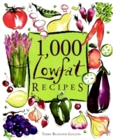 1000 Lowfat Recipes av Golson (Innbundet)