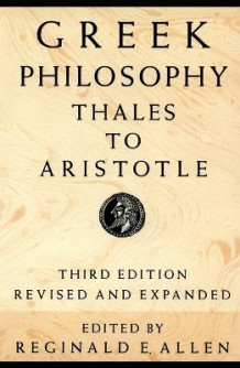 Greek Philosophy av Phillip G. Patros (Innbundet)