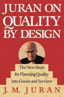 Juran on Quality by Design av J. M. Juran (Innbundet)