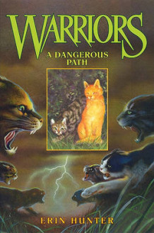 A Dangerous Path av Erin Hunter (Innbundet)