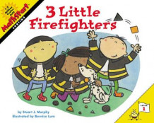 3 Little Firefighters av Stuart J. Murphy (Heftet)
