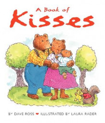 A Book of Kisses av Dave Ross (Pappbok)