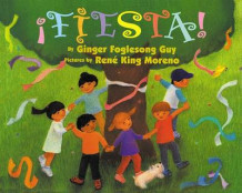 Fiesta Board Book (Spain Ed) av Ginger Foglesong Guy (Bok uspesifisert)