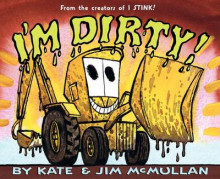 I'm Dirty! av Kate McMullan (Heftet)