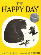 The Happy Day av Ruth Krauss (Innbundet)