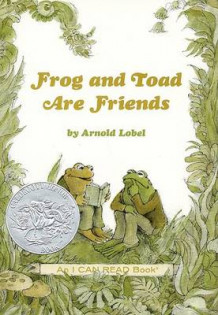 Frog and Toad Are Friends av Arnold Lobel (Innbundet)