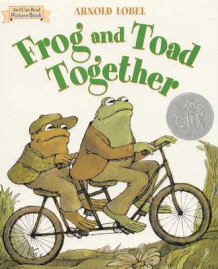 Frog and Toad Together av Arnold Lobel (Innbundet)