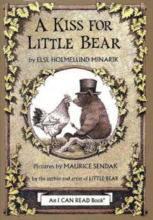 A Kiss for Little Bear av Else Holmelund Minarik (Innbundet)