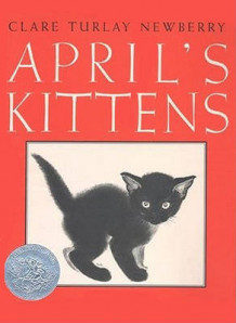 April's Kittens av Clare Turlay Newberry (Innbundet)