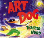 Art Dog av Thacher Hurd (Innbundet)