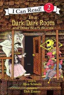 In a Dark, Dark Room and Other Scary Stories av Alvin Schwartz (Innbundet)