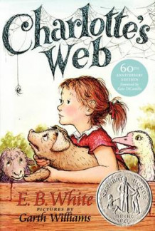 Charlotte's Web av E B White og Garth Williams (Innbundet)