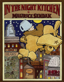 In the Night Kitchen HB av Maurice Sendak (Innbundet)